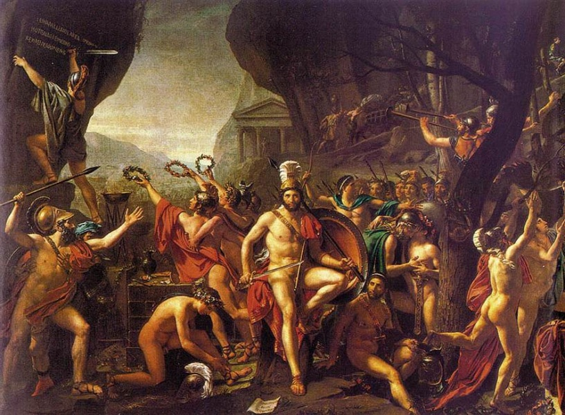 jacques-louis_david_004_thermopylae1814_1383554