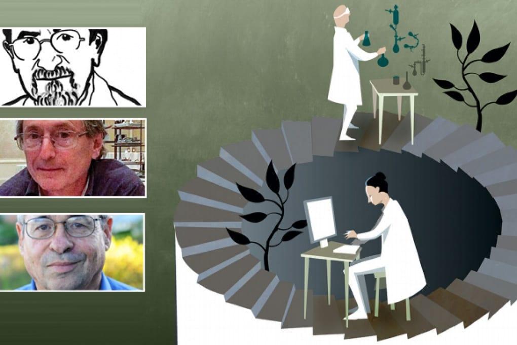 Il Nobel per la Chimica 2013 a Martin Karplus, Michael Levitt e Arieh Warshel