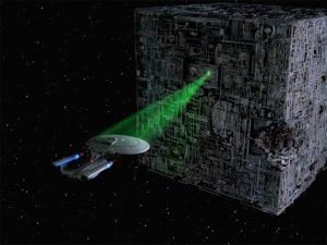 Star Trek, raggio traente