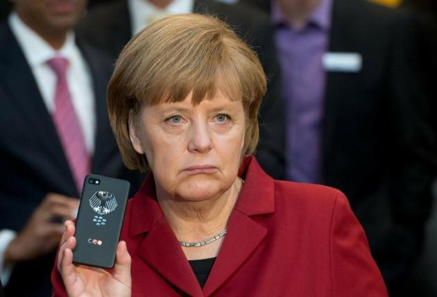 Come si spia il cellulare della Merkel?