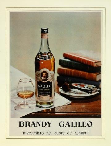 Come Galileo è diventato un marchio pubblicitario