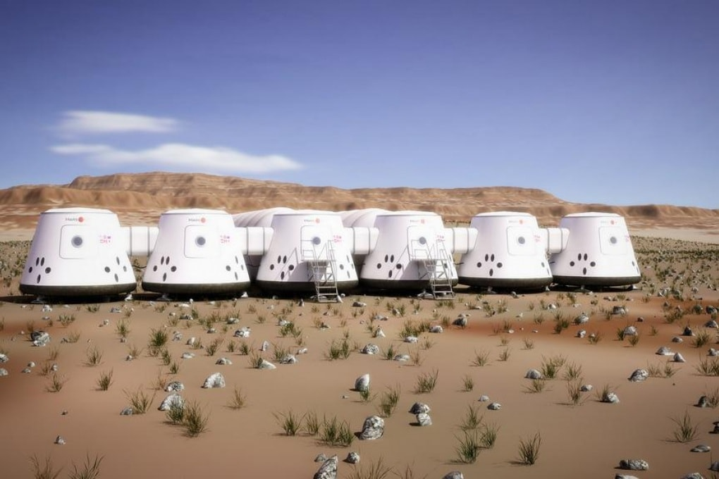 Su Marte moriremmo di fame?