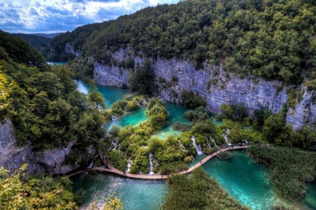 Gli specchi d'acqua più incredibili della Terra