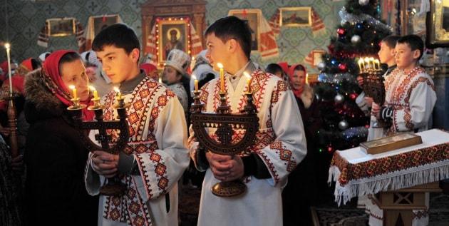 Il Natale si festeggia ovunque il 25 dicembre?