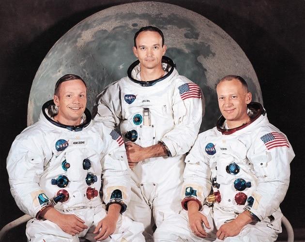 La corsa alla Luna 45 anni fa