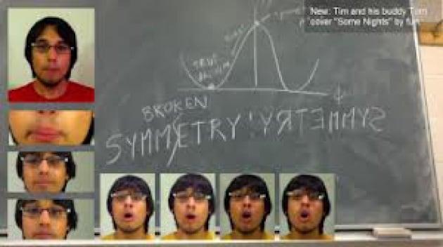 La scienza a cappella: Rolling in the Higgs