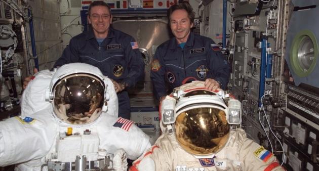 La nasa e l 39 agenzia spaziale russa verso la rottura for Le navicelle spaziali