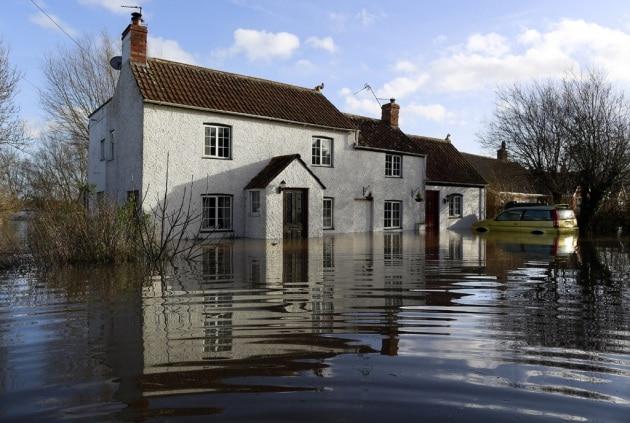 Alluvioni in Europa, rischio raddoppiato nei prossimi 40 anni