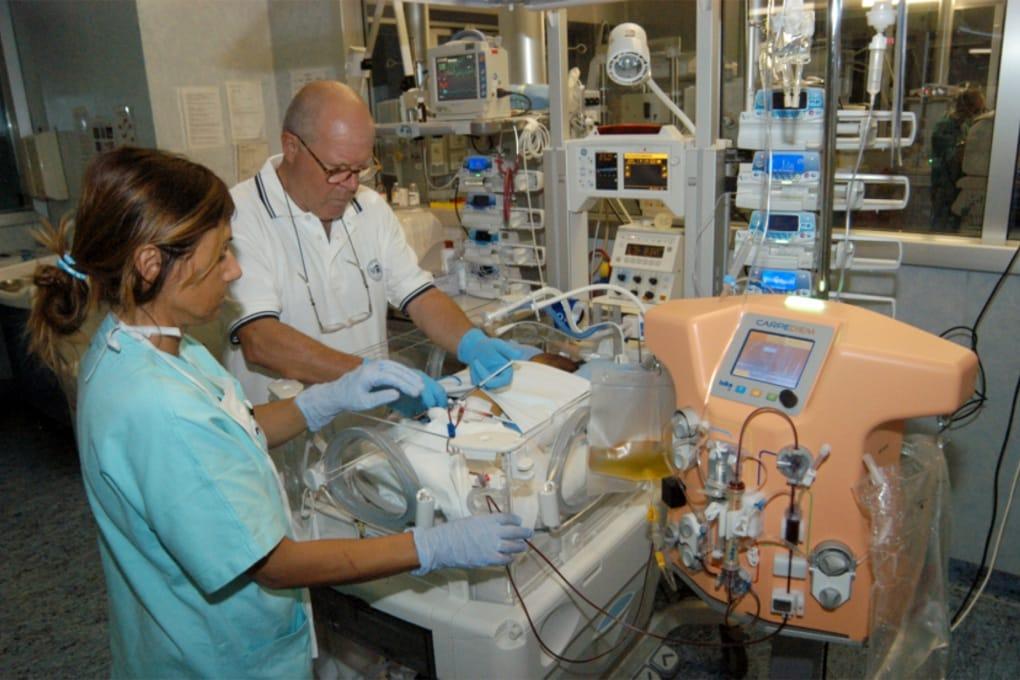 Una macchina per la dialisi dei neonati: l'hanno inventata scienziati italiani