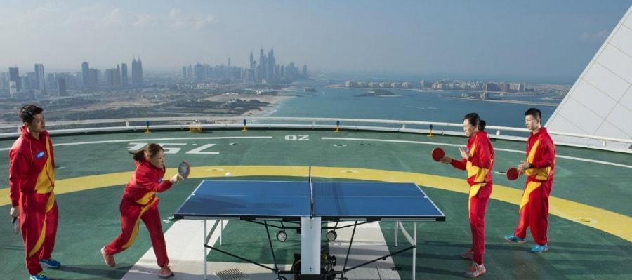 helipad_stunts_table_tennis_burj_al_arab_1