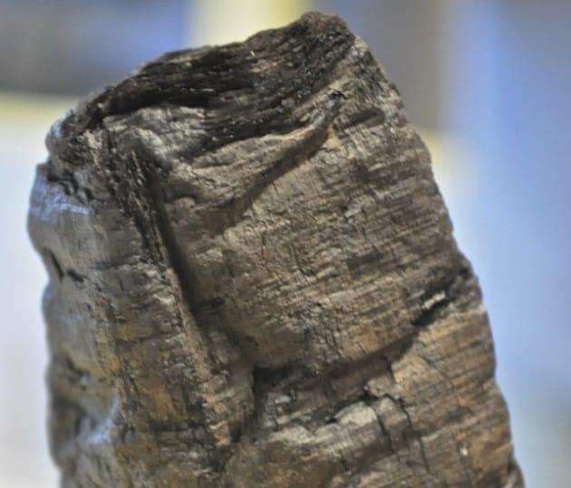 Inchiostro metallico nei papiri di Ercolano