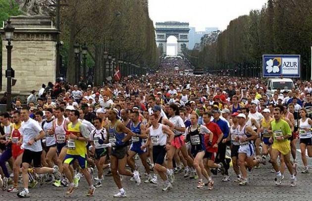 Un solo giorno, due maratone: a Milano e a Parigi