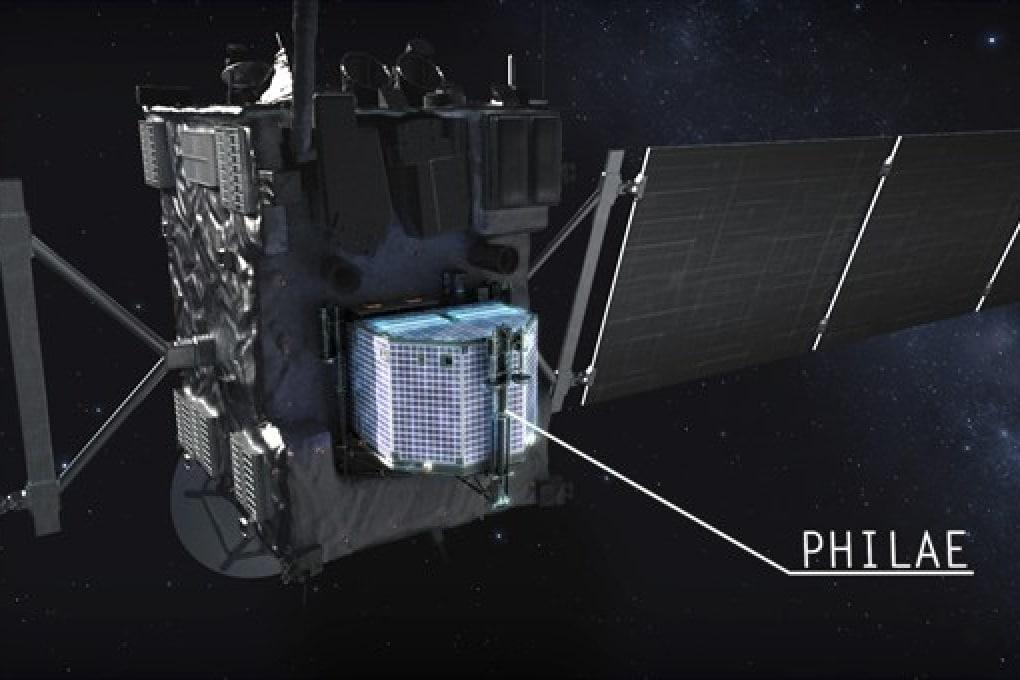 Rosetta: prime rivelazioni sulla cometa