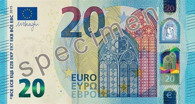 I nuovi 20 euro: come sono, come vengono realizzati e perché sono difficili da contraffare