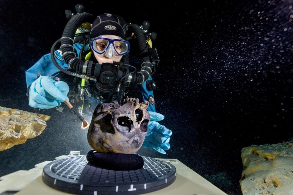 Lo scheletro di un'antica teenager fa luce sulle origini dei primi americani