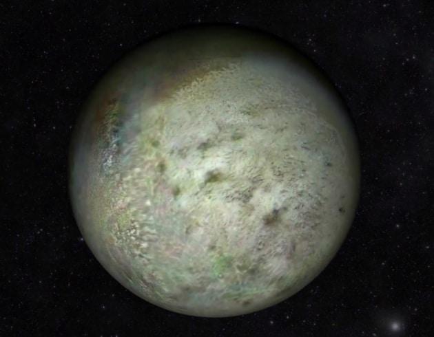 In volo su Tritone con la Voyager 2