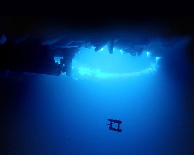 Il ghiaccio antartico? Più spesso del previsto