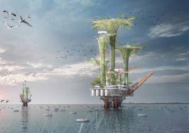 Fantasie verticali: ecco i grattacieli del futuro