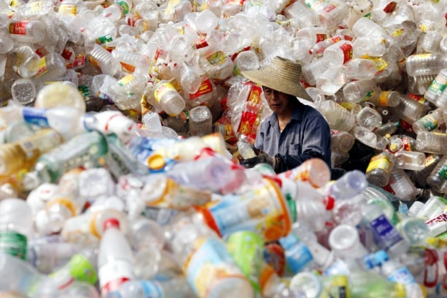 Spremi la plastica, ottieni petrolio
