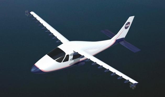 L'aereo elettrico della Nasa - Focus.it