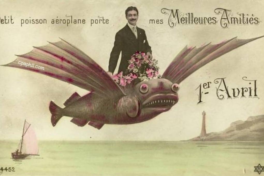 Da dove nasce il pesce d'aprile?
