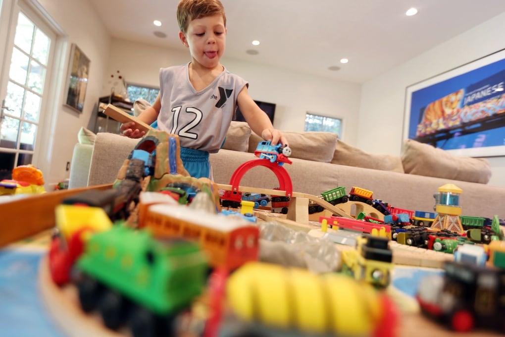 Quanti giochi servono a un bambino?