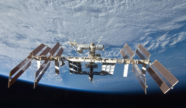 Expedition 43: un anno nella ISS