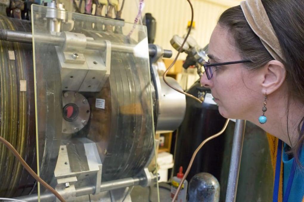 Il muscolo sintetico in volo verso la ISS per una serie di test