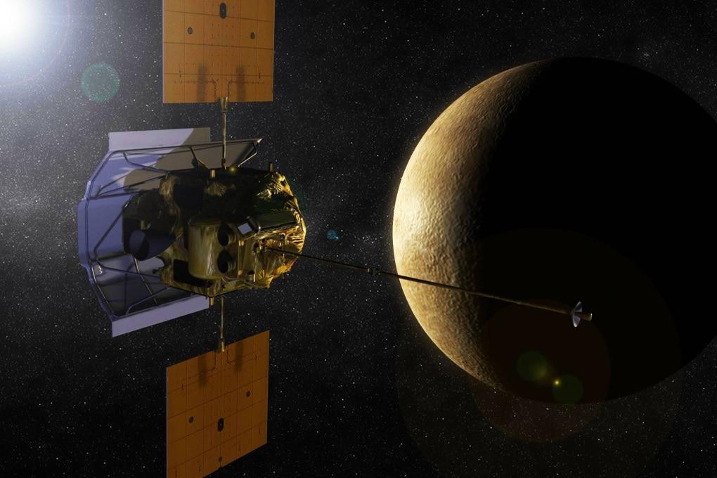Messenger: la missione su Mercurio è alla fine