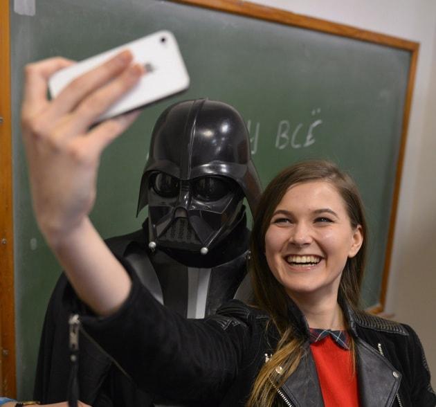 Facciamoci un selfie