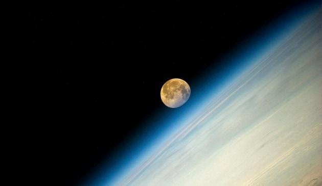 Super Luna, un assaggio di foto