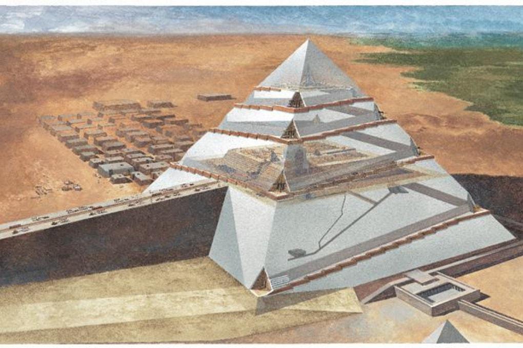 Il trucco per costruire le piramidi non convince gli esperti