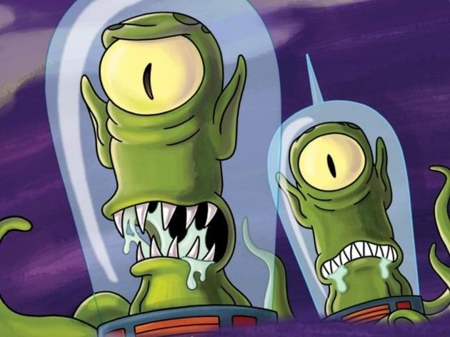 Perché gli alieni sono verdi?