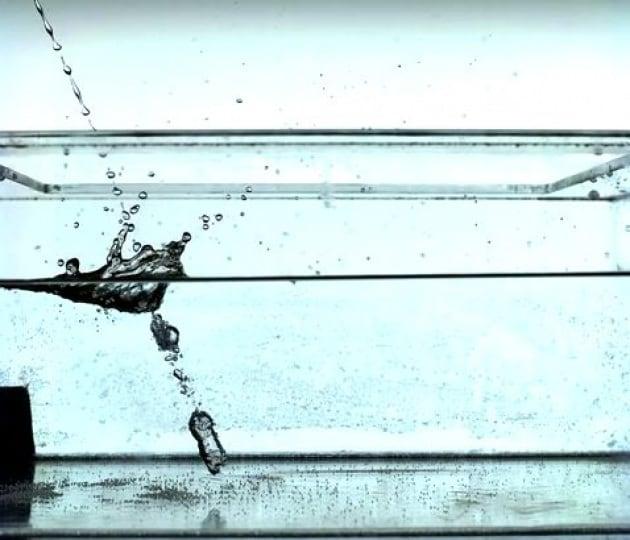 La fisica della pipì