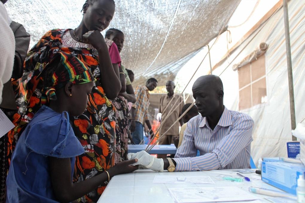 Malaria: e se la cura fosse un bunker di proteine?