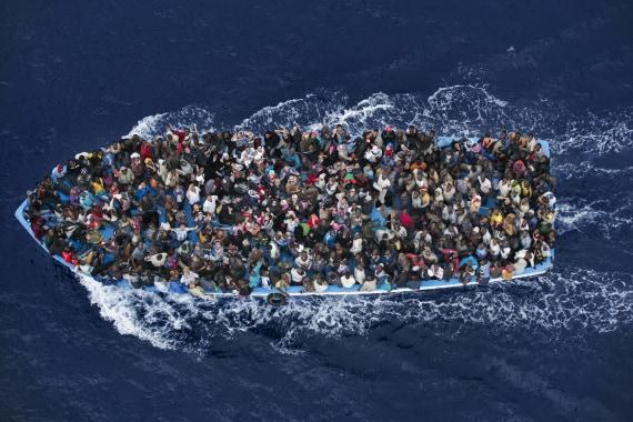 profughi, migranti, cambiamenti climatici, agricoltura, gas serra, siccità, guerre, carestie