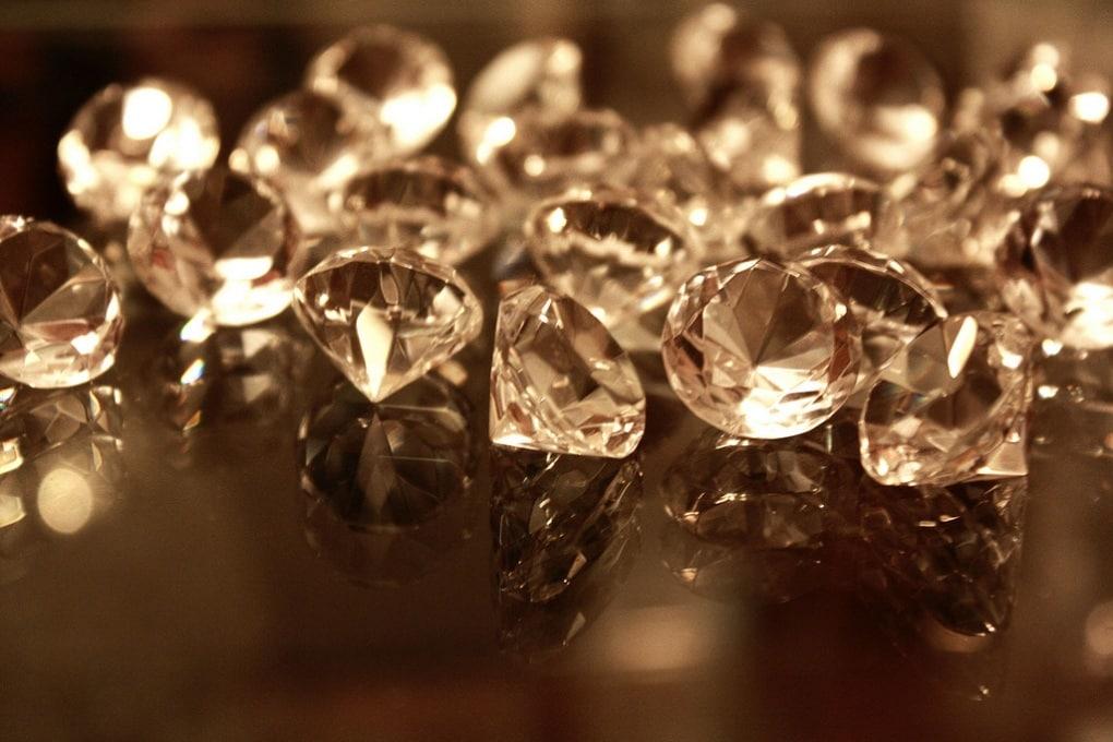 Diamanti dal burro di arachidi. E da molto altro ancora...