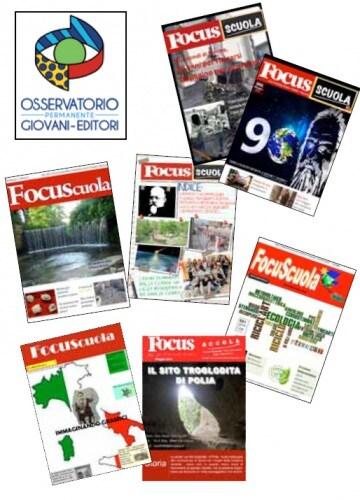 I vincitori di Focus Scuola edizione 2012-2013