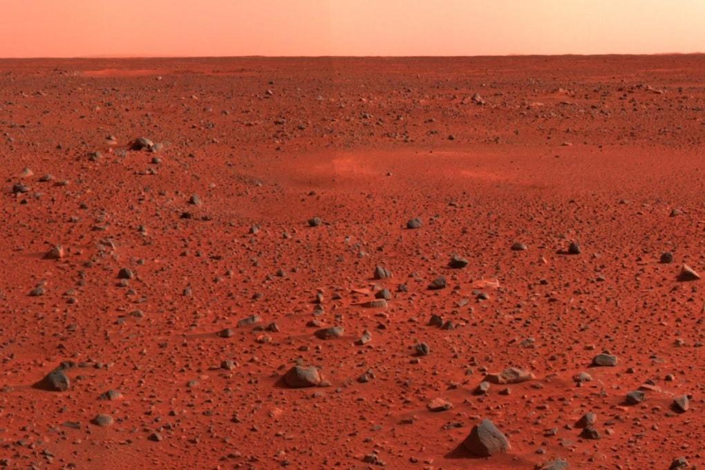 La strada per Marte