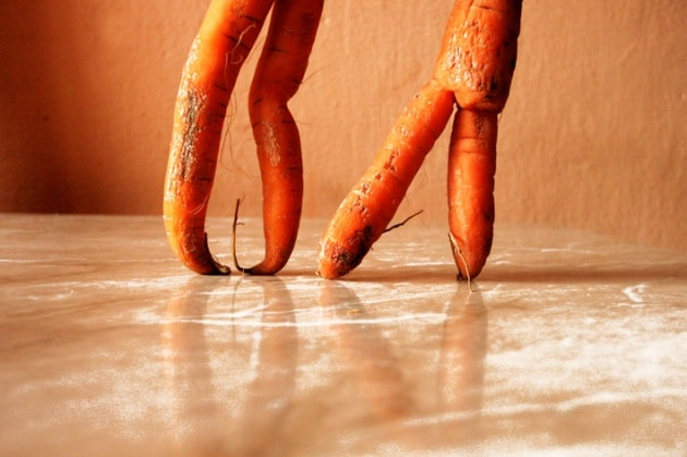 Perché le carote cotte cambiano sapore?