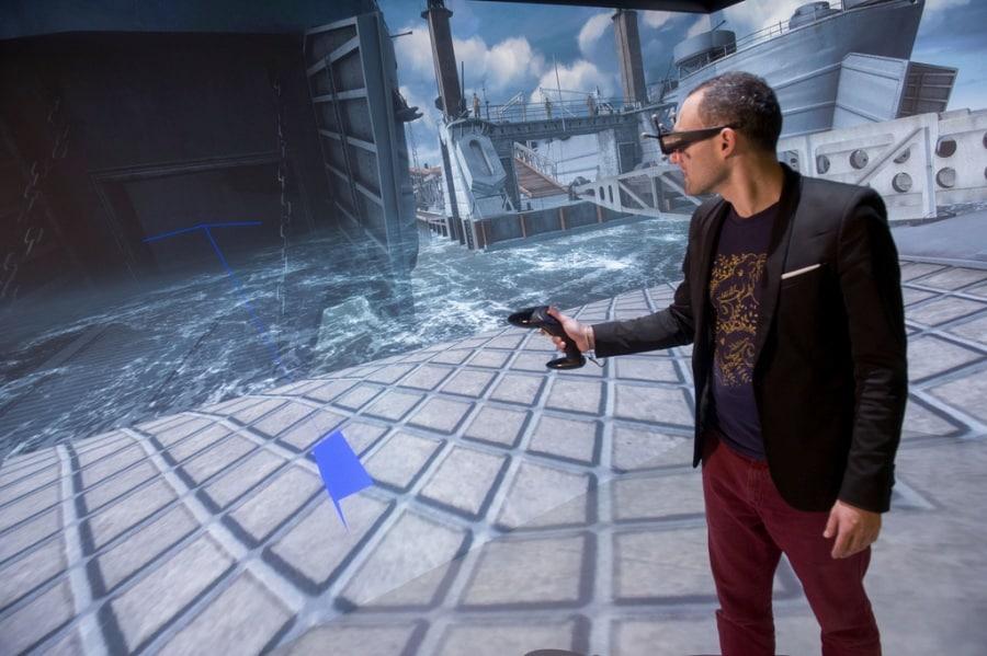 La ricostruzione in 3d dello sbarco in normandia for Progettista di garage virtuale