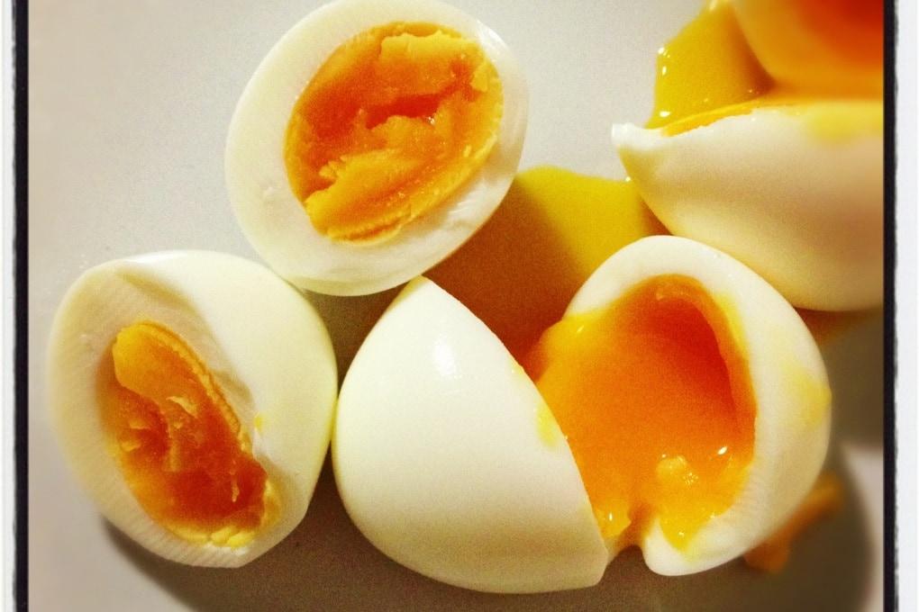 Un uovo sodo può tornare allo stato liquido?