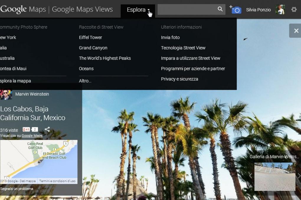 Google lancia Maps Views per condividere foto a 360 gradi