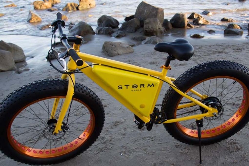 Storm, la Ferrari delle e-bike