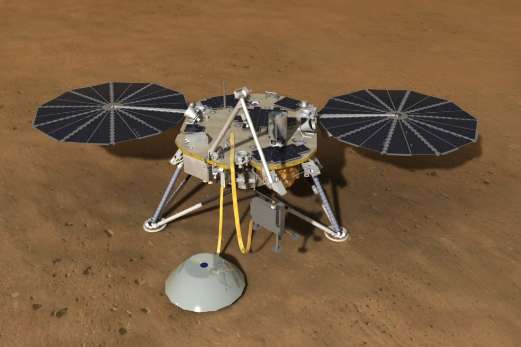 InSight: la nuova missione NASA su Marte