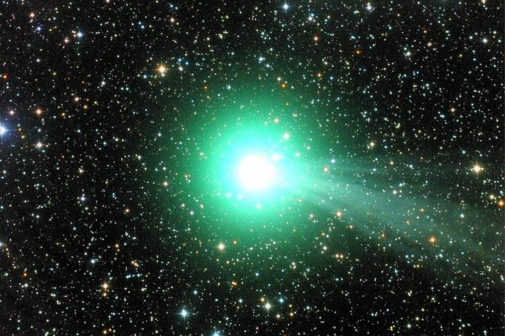 Lovejoy, la cometa di Natale