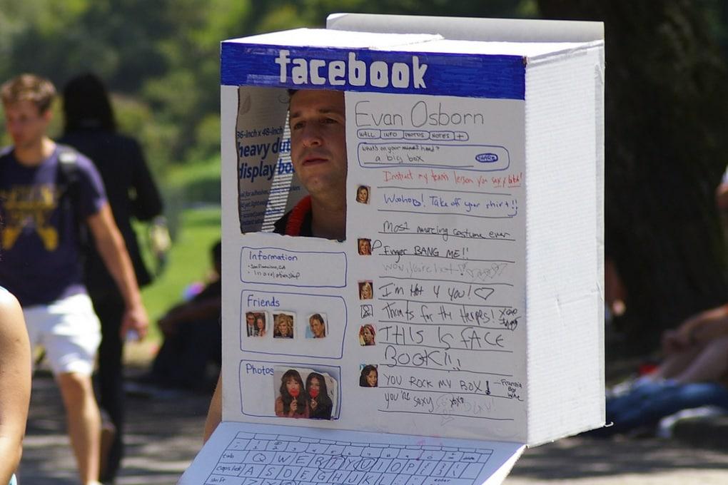 Su Facebook le emozioni sono contagiose