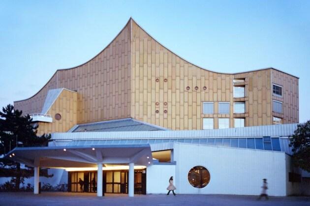 Il cinema 3D incontra l'architettura