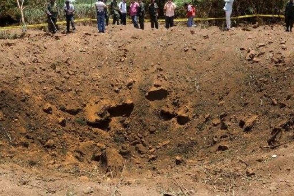 Il mistero del meteorite in Nicaragua