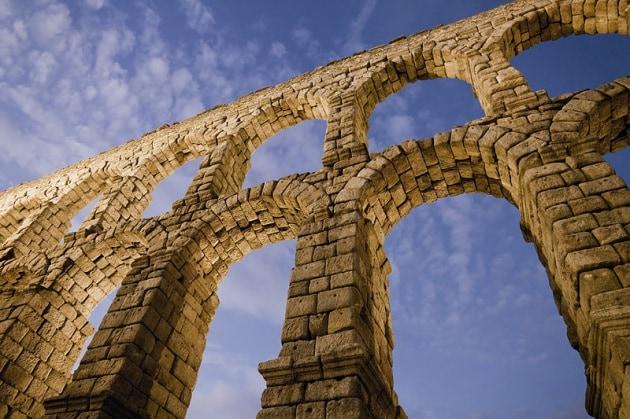 Piombo nell'acqua degli antichi romani